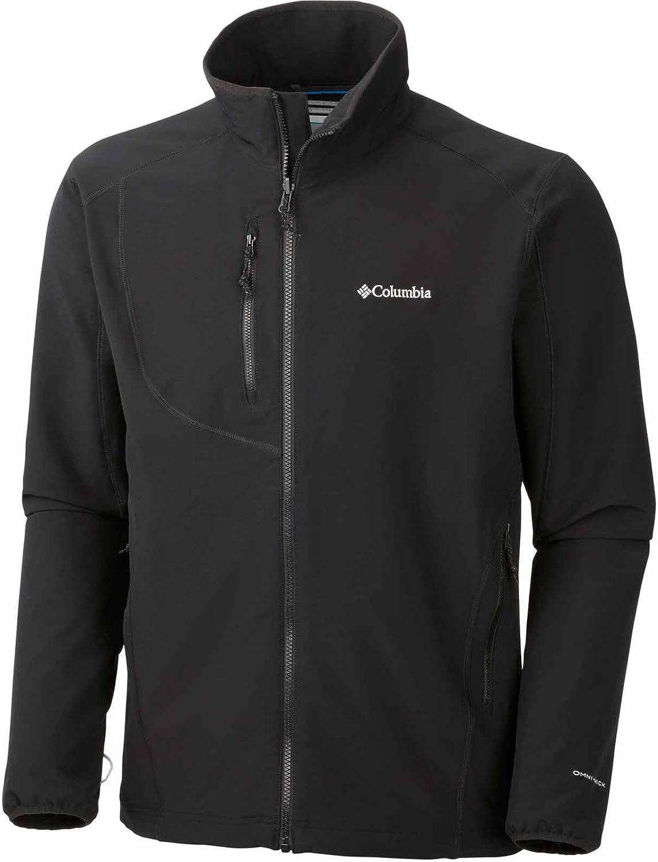 Columbia Sportswear Men's Evap-Change Softshell Jacket