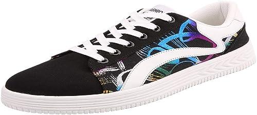 KMJBS-Les étudiants D'été La Toile De Chaussures Chaussures Les Chaussures De Sport Quarante-Trois La Couleur
