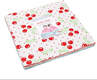 Badda Bing Layer Cake, 42-10 inch Precut Fabric Quilt Squares by Me & My Sister Designs