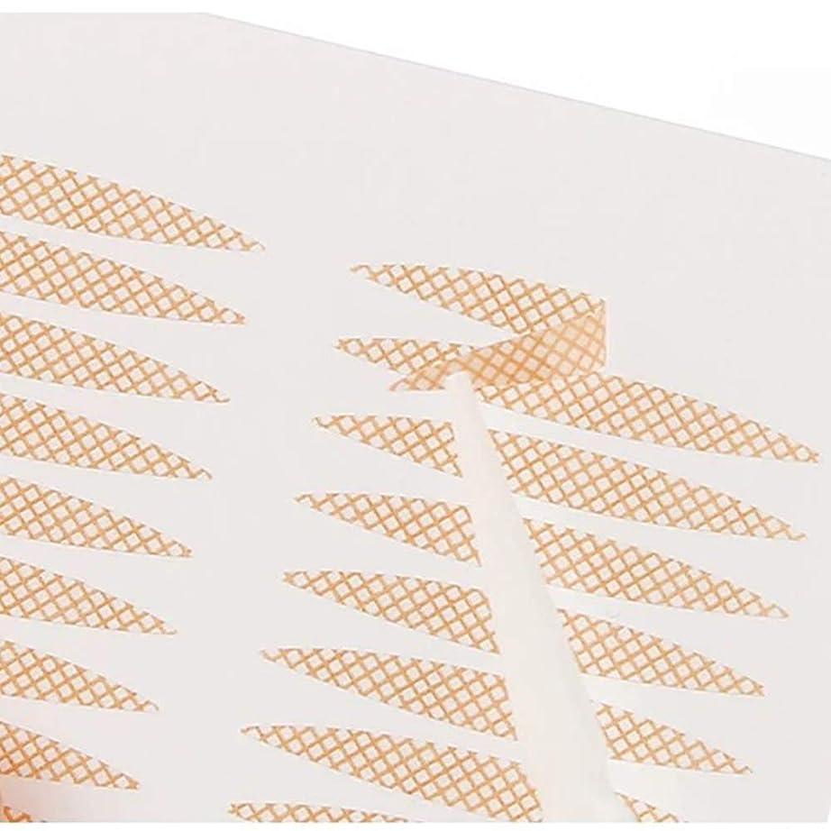 アンカー確かに極めて重要なSweetSweetShop メッシュ式二重テープ 二重まぶた アイテープ ふたえまぶたテープ 癖付け 絆創膏タイプ 半月型 楕円型 240枚 120回分 4ヶ月分 プッシャー付き (半月タイプレギュラー240枚)