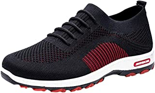 Fashion Sneakers Men Sports Shoes Mesh Breathable Casual Sneakers Students Fashion Simplicity Running Shoes