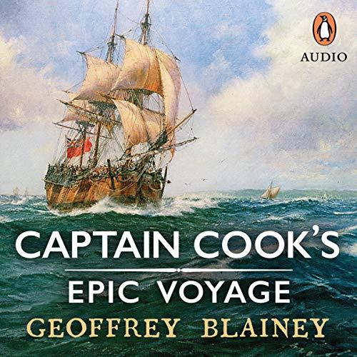 Captain Cook's Epic Voyage cover art