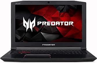 Acer Predator Helios 300 Core i7 8th Gen - (16 GB/1 TB HDD/128 GB SSD/Windows 10 Home/6 GB Graphics) PH315-51-73BH Gaming Laptop (15.6 inch, Shale Black, 2.7 kg)