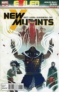 New Mutants (3rd Series) #43 VF/NM ; Marvel comic book