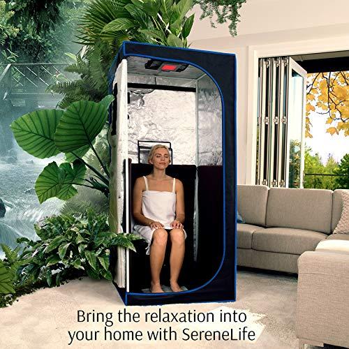 Serenelife Portable Infrared Sauna
