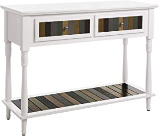 White Console & Sofa Tables | Amazon.com
