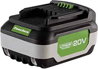 PowerSmith 20V Max 4 Amp Lithium Ion Replacement Battery for Cordless Tools