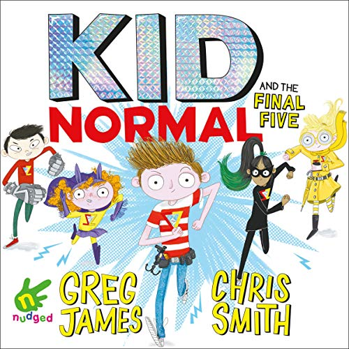 Kid Normal and the Final Five cover art