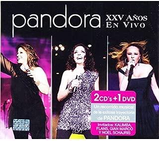 XXV AEos En Vivo by Pandora (0100-01-01)