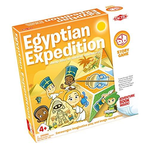 Tactic 54871 Egipcio Expedición Historia Juegos, Mixto