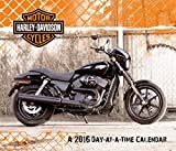 Harley Davidson Day At A Time 2016 Box Calendar by Trends International (2015-08-01)