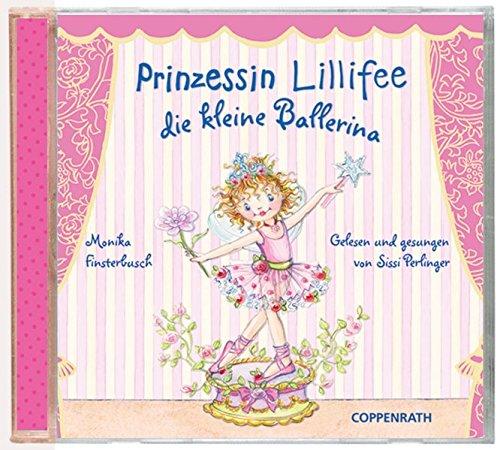 Prinzessin Lillifee die kleine Ballerina (CD)