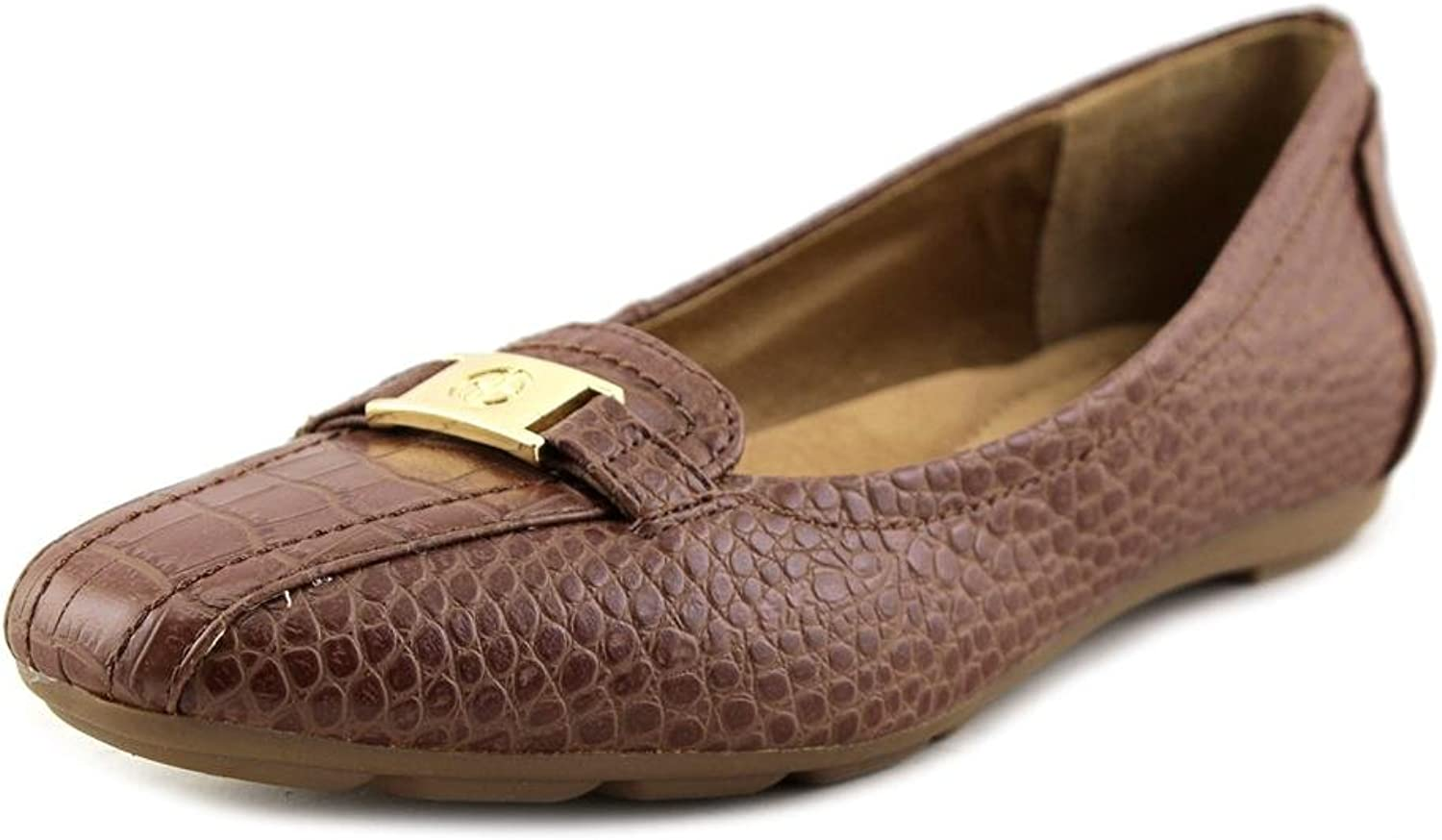 Giani Bernini Womens Jileese Square Toe Loafers
