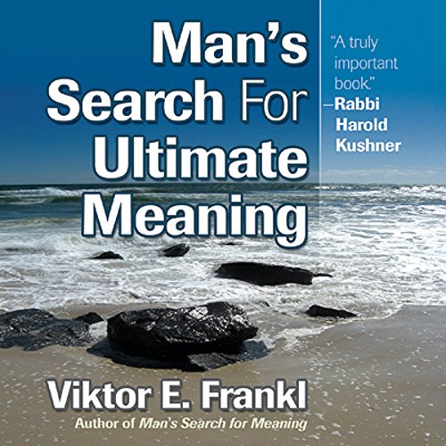 Man's Search for Ultimate Meaning cover art