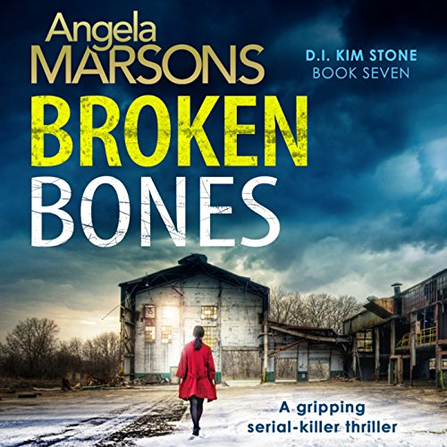 Broken Bones audiobook cover art