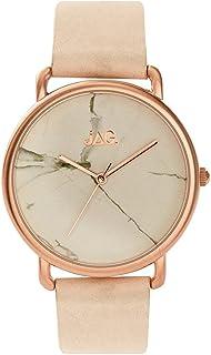 JAG Women's J2038 Year-Round Analog Quartz Beige Watch
