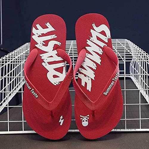 Yumanluo Chanclas Hombre Verano Zapatillas Flip Flops Sandal Zapatos de Playa y Piscina