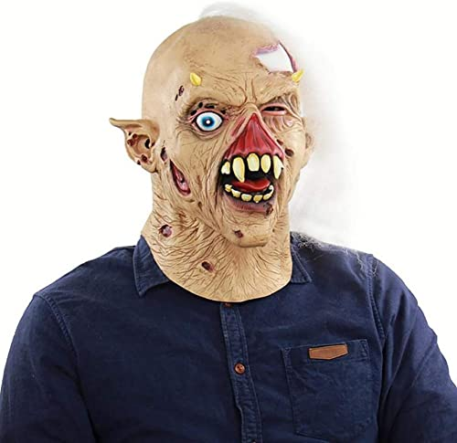Halloween Ghost Festival Horror Maske Party Ball Requisiten Latex Kopf Maske Maske Zombie Cosplay