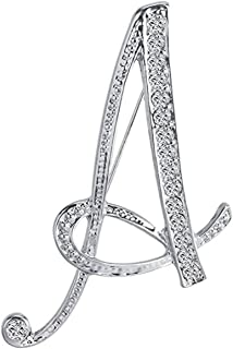 Best silver stocking letter pin Reviews
