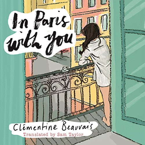 In Paris with You audiobook cover art