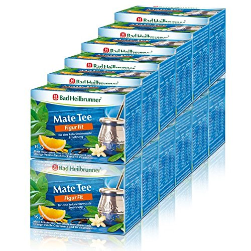 Bad Heilbrunner Mate Tee Figur Fit 12er Pack