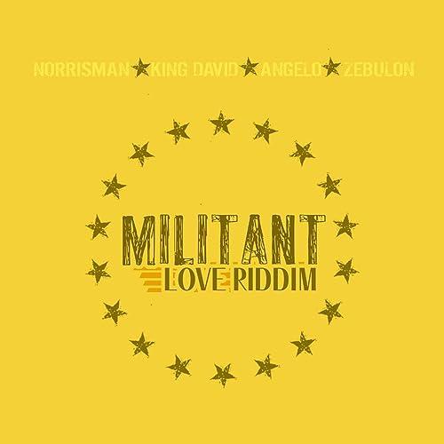 Militant Love Riddim (Instrumental) by Militant Love Riddim on