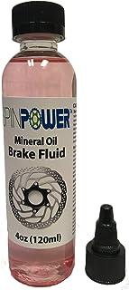 مایع ترمز روغن معدنی SpinPower - 4 اونس (120 میلی لیتر)