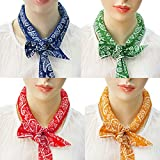 Best Cooling Scarves - Pack of 4, The Elixir Ice Cool Scarf Review