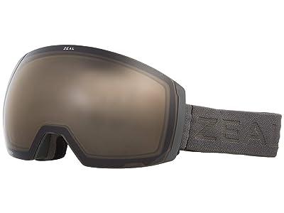 Zeal Optics Portal XL (Greybird w/ Automatic+ GB + Persimmon Sky Blue Lens) Goggles
