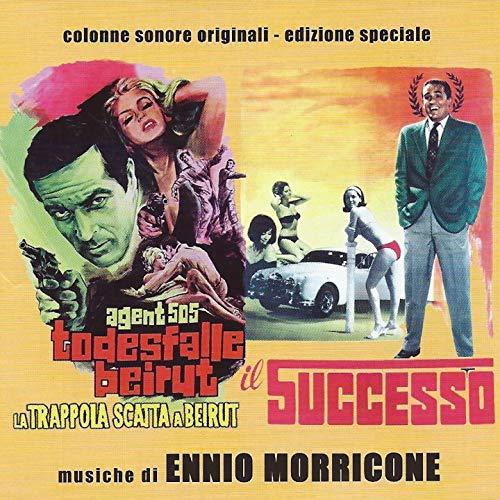 Agent 505 Todesfalle Beirut - La trappola scatta a Beirut / Il successo (Original Motion Picture Soundtracks - Edizione speciale)