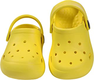 Beslip Toddler Clogs برای پسران و دختران غیر لغزنده Clogs Garden Kids Sandals Beach Sandals