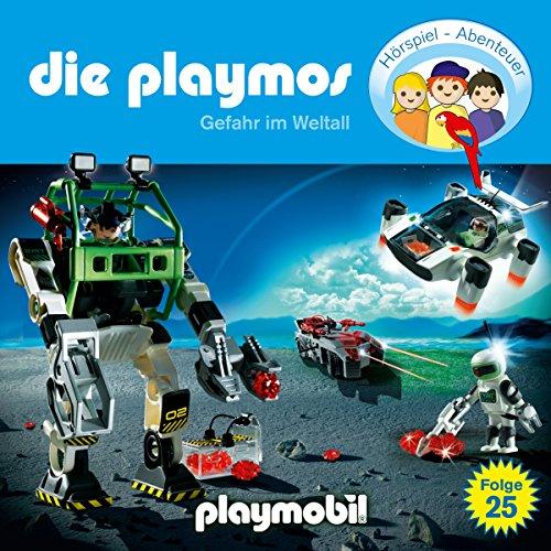 Gefahr im Weltall (Die Playmos 25) Titelbild