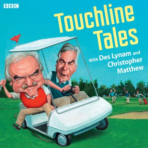 Touchline Tales cover art