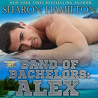 Alex audiobook cover art