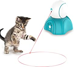 Cat Laser Toy,Laser Ball for Cats,Cat Toys Interactive,Non-Toxic and Eco-Friendly Cat Toy with Three Play Mode,Separation ...
