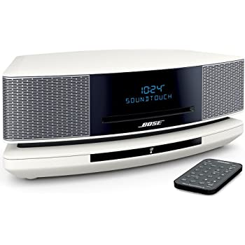 Bose Wave SoundTouch music system IV パーソナルオーディオシステム Amazon Alexa対応 アークティックホワイト