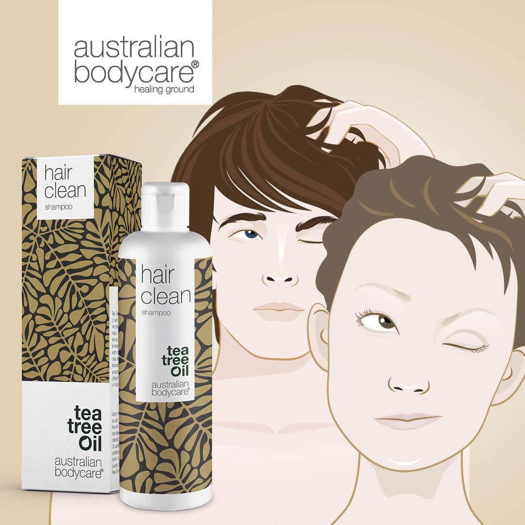 australian body care shampoo