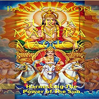 Surya Mantra Magick cover art
