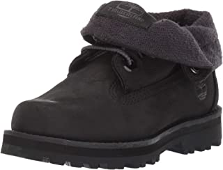 Timberland Unisex-Child Courma Kid Roll Top Boot Ankle