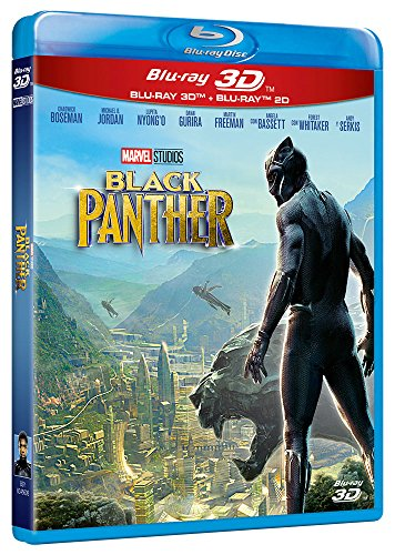 Black Panther 3D Blu-ray