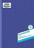 3er Sparpack Avery Zweckform 426 Kassenbuch (A4, nach Steuerschiene 300, 100 Blatt) weiß