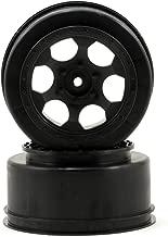 DE Racing SCTRB Trinidad SC Wheel, Black