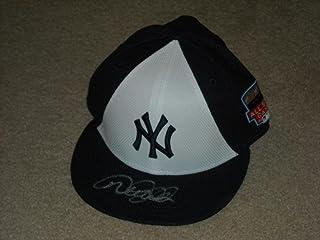 49846a543b1 Derek Jeter 2014 Signed All Star Game Hat Cap New York Yankees - Steiner  Sports Certified