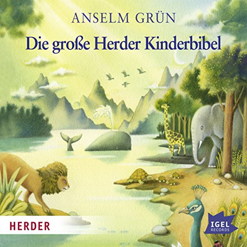 Die große Herder Kinderbibel audiobook cover art