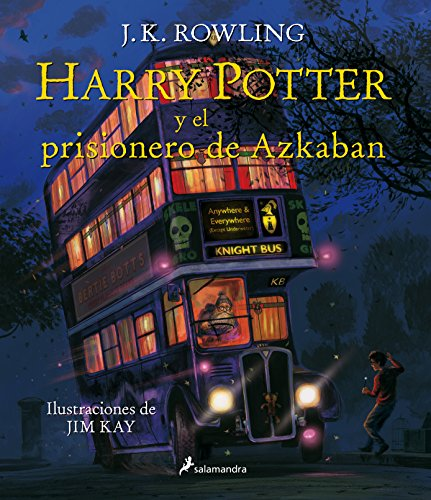 Harry Potter y el prisionero de Azkaban (Harry Potter [edición ilustrada] 3) (Harry Potter (Ilustrado))