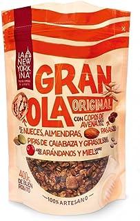 Granola Original La Newyorkina 400 g Pack 2 ud = 800 g