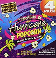 Hawaiian Hurricane Microwave Popcorn 4 Pack