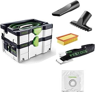 Festool CTL SYS - Extractor de polvo (Negro, Verde, Color