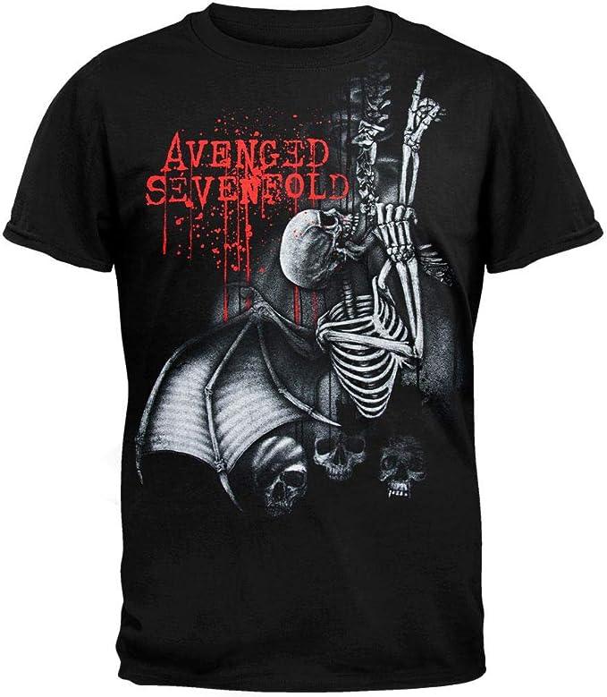 Bravado - Camiseta - Hombre - Bravado Avenged Sevenfold ...