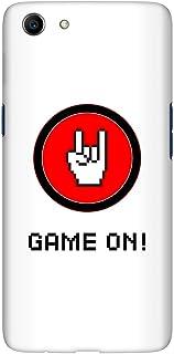 Stylizedd Oppo A83 Slim Snap Basic Case Cover Matte Finish - Game On